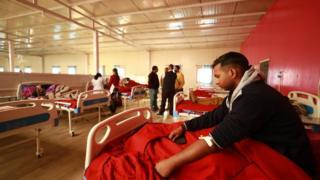 Врачи ожидают не менее 10 тысяч пациентов