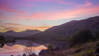 The trail will pass through beauty spots like Capel Curig