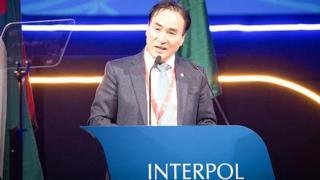 Kim Jong-yang, Interpol's new president