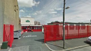 St Patrick's Primary School in Pim Street