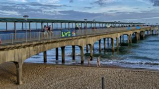 Boscombe Pier Sea Anglers
