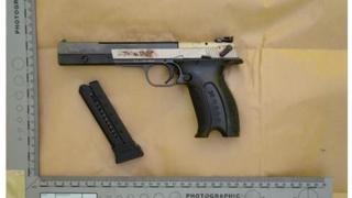 Pistol identified as the gun used to murder Lyra McKee