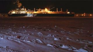 Tàu chở dầu Nga