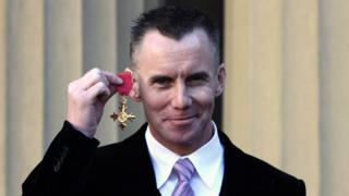 in_pictures Gary Rhodes OBE in 2006