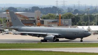 RAF Voyager before its rebranding
