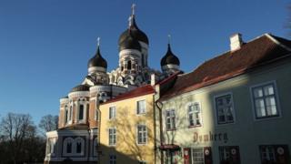 Собор Олександра Невського в Таллінні
