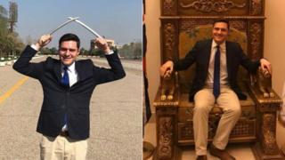 MPs Iraq Facebook posts