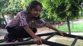"""The park is Navya Singh's """"favourite place"""""""