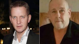 Jeremy Kyle and Steve Symond