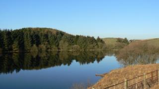 Glenfarg reservoir