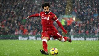 Mohamed Salah, qui a remporté le prix du footballeur africain de l'année de la BBC, est une fierté en Égypte, son pays natal.