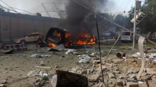 Ataque de Kabul del 31 de mayo
