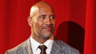 ジョンソン氏は映画「カリフォルニア・ダウン」「ベイウォッチ」や、複数の「ワイルド・スピード」シリーズ作品に主演している