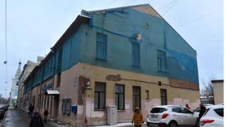 здание, где у театра имеется репетиционная комната
