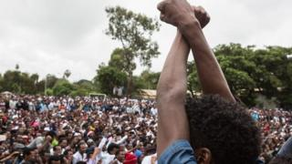 Ethiopia: isbahaysiga talada haya oo doortay hoggaamiye cusub