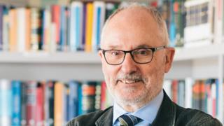 Rafael Ribo, the European President of the International Ombudsman Institute