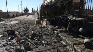 Yadda yakin shekaru 5 ya daidaita birnin Aleppo