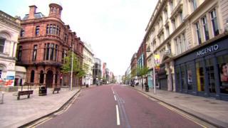 Belfast Sunday