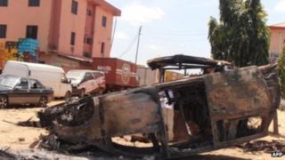 Ikibombe cibasiye abakristu mu 2012