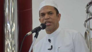 கிழக்கு மாகாணத்தின் முன்னாள் ஆளுநர் எம்.எல்.ஏ.எம். ஹிஸ்புல்லா