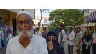 17வது இந்திய மக்களவைத் தேர்தல் முடிவுகள் - முன்னிலை விபரம்