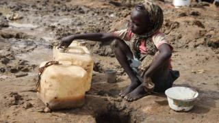14 millions d'enfants ont besoin d'eau au Nigéria, en somalie et au Soudan du Sud, selon l'Unicef.