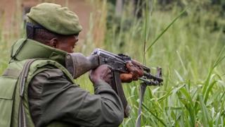 Kumeshuhudiwa visa kadhaa kati ya vikosi vilivyojihami Congo na vikosi wa Uganda.