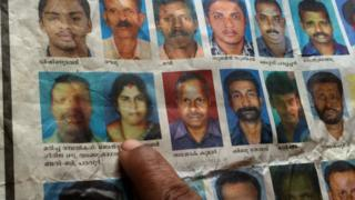 victims of the temple blast