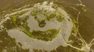 Pictish occupation of Aberdeenshire hill fort confirmed
