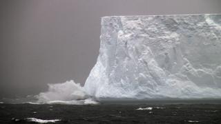 айсберг Крижаний колос