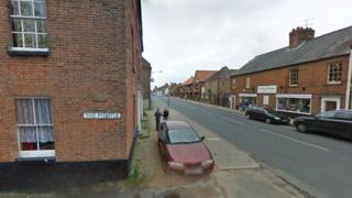 The Pightle street name, Swaffham