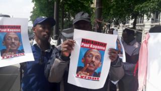 Abari mu myiyagaragambyo barega Prezida Kagame gutegekesha igitugu