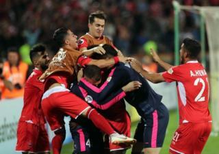 پرسپولیس در بازی قبلی هم موفق شده بود الدحیل از قطر را حذف کند