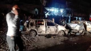 تفجيرات بغداد