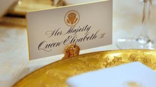 тарілка для королеви