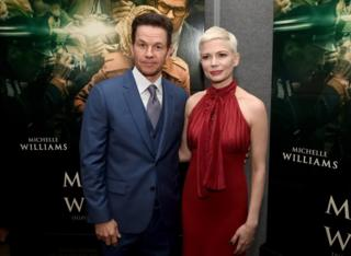 Mark Wahlberg ve Michelle Williams