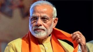 पंतप्रधान नरेंद्र मोदी, भाजप, बिल गेट्स
