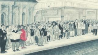 Sophie Burrows' illustration