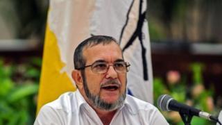 Timochenko anahusishwa na mauaji mengi akiwa na kundi la FARC