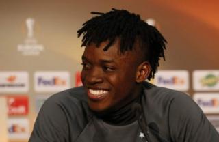 Traore alijiunga na Chelsea mwaka 2014 na kufunga mabao manne katika mechi 16