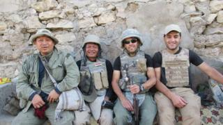 အီရတ်စစ်မြေပြင်ရောက် ကရင်ဆေးမှူးများ