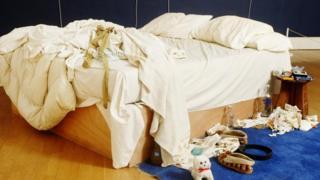 """Трейсі Емін """"Моє ліжко"""""""