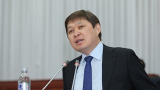 Премьер-министр Сапар Исаков көйгөйдүн баары ЖЭБдин эски, кыргыздар иштеткен бөлүгүндө чыкты деди