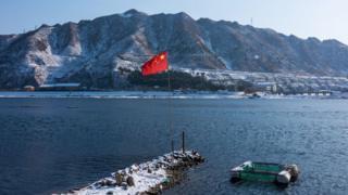 दक्षिण और उत्तर कोरिया की सीमा