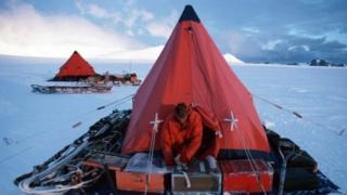 در تابستان تا ۴هزار نفر محقق و دانشمند در قطب جنوب کار میکنند