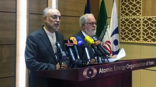 کنفرانس مطبوعاتی در تهران