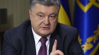 Президент Порошенко дав інтерв'ю українським ЗМІ