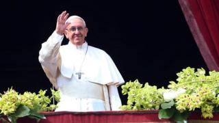 Aworan Popu Francis
