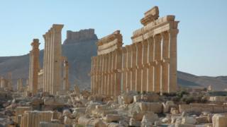 Palmyra (file image)
