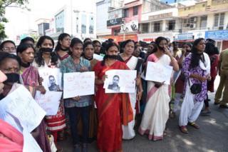Kerala protests